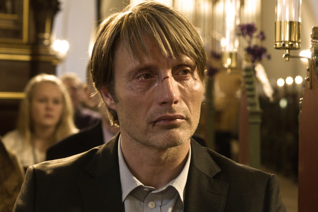 Mads Mikkelsen in The Hunt