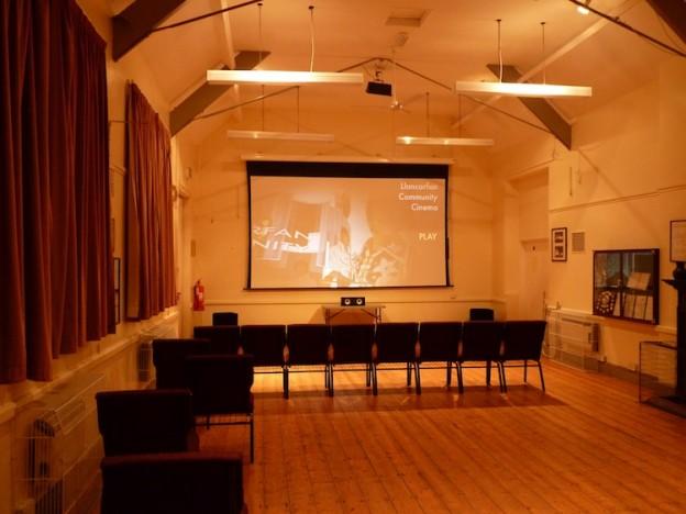Llancarfan Community Cinema