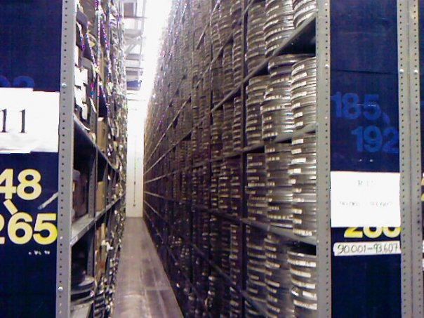 BFI National Archive at Berkhamsted