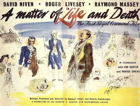 life and death poster