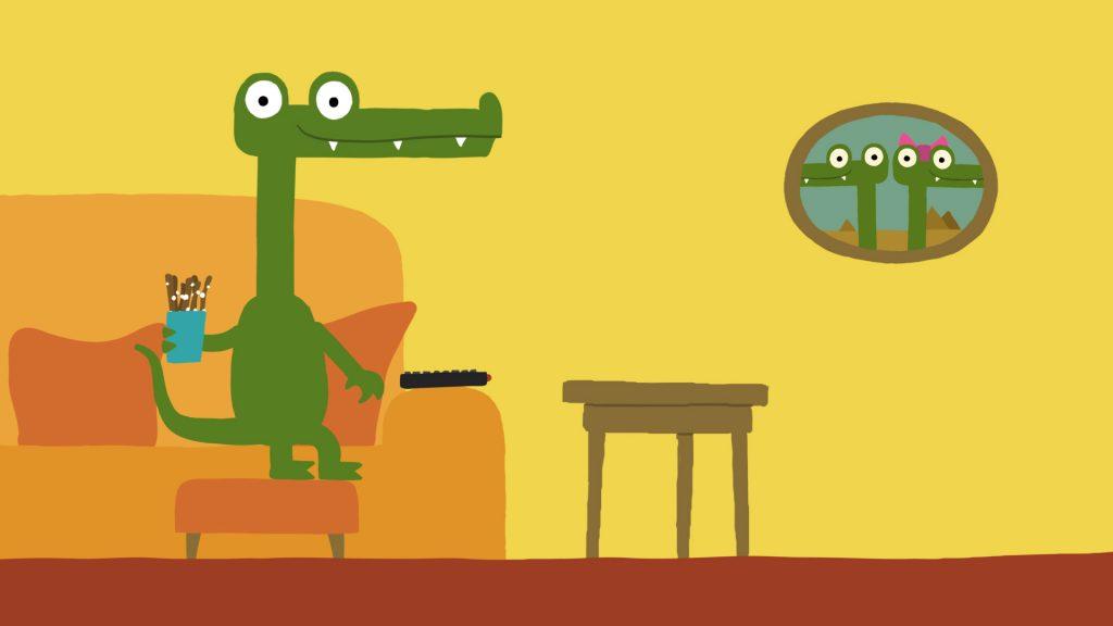 SWO 2016 - Crocodile