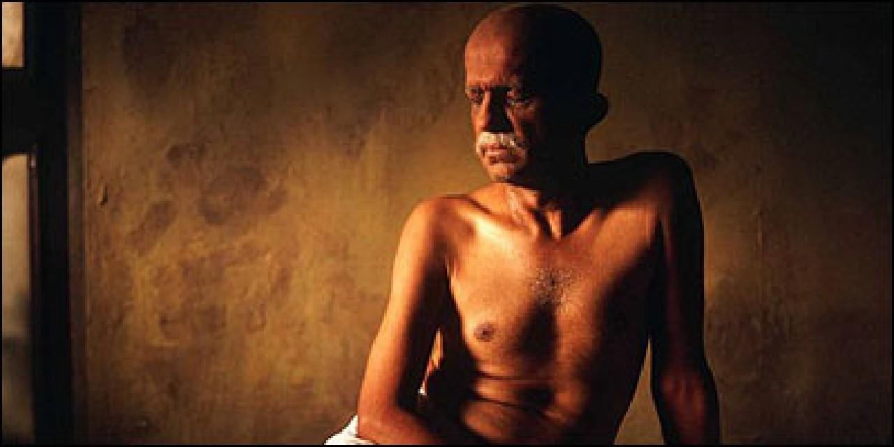Gandhi my father
