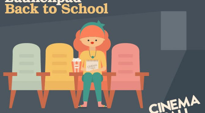 ed853983105c Are you thinking of setting up your own community cinema  Application for  our Launchpad Back to School support scheme is now open!