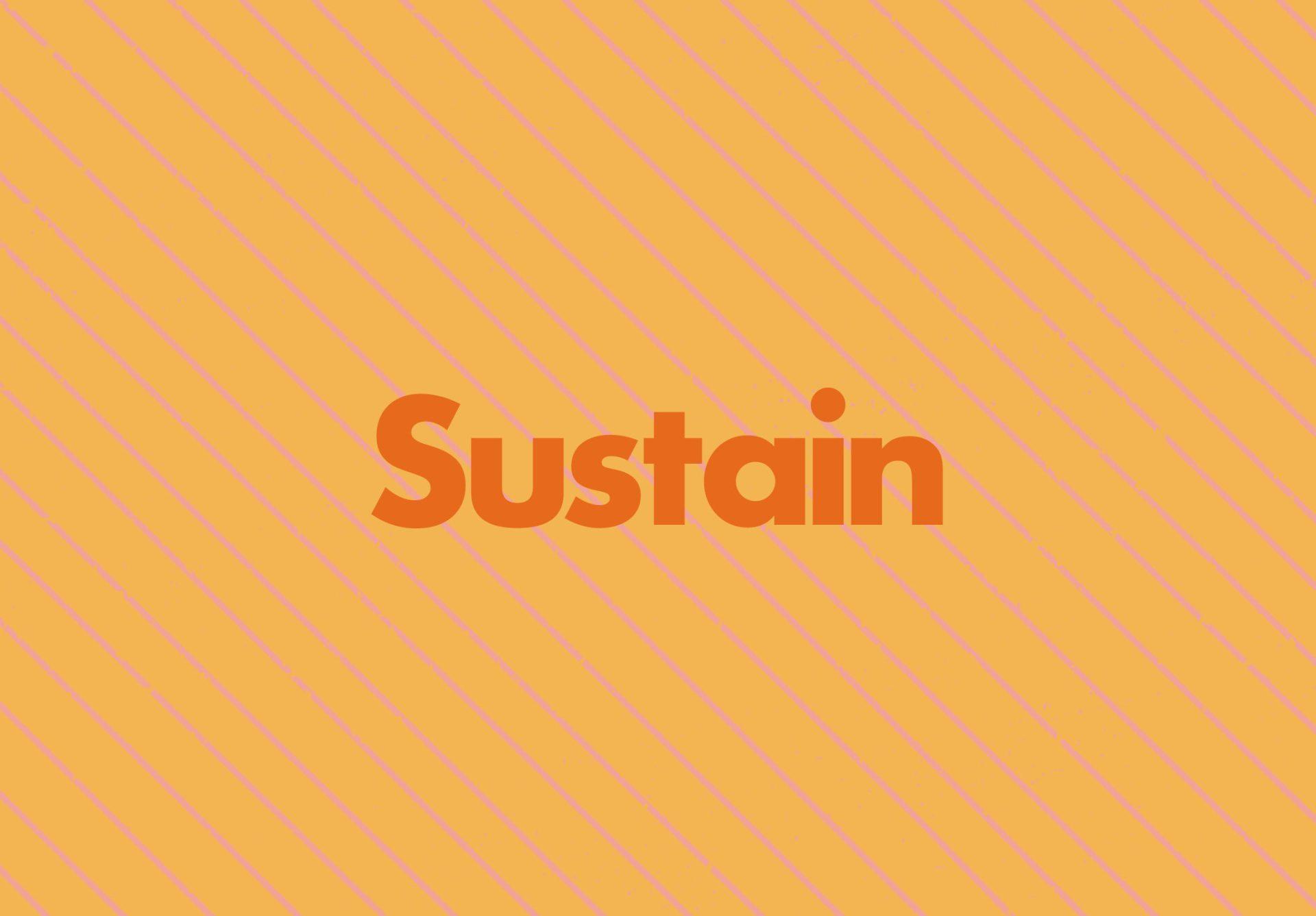 Sustain Coaching Programme Design.